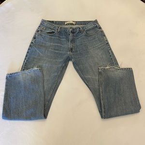 LEVI'S Men's 559 Relaxed Fit Jeans, Size 36 x 32